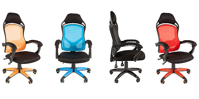 Game 12 — новая модель кресла для геймеров